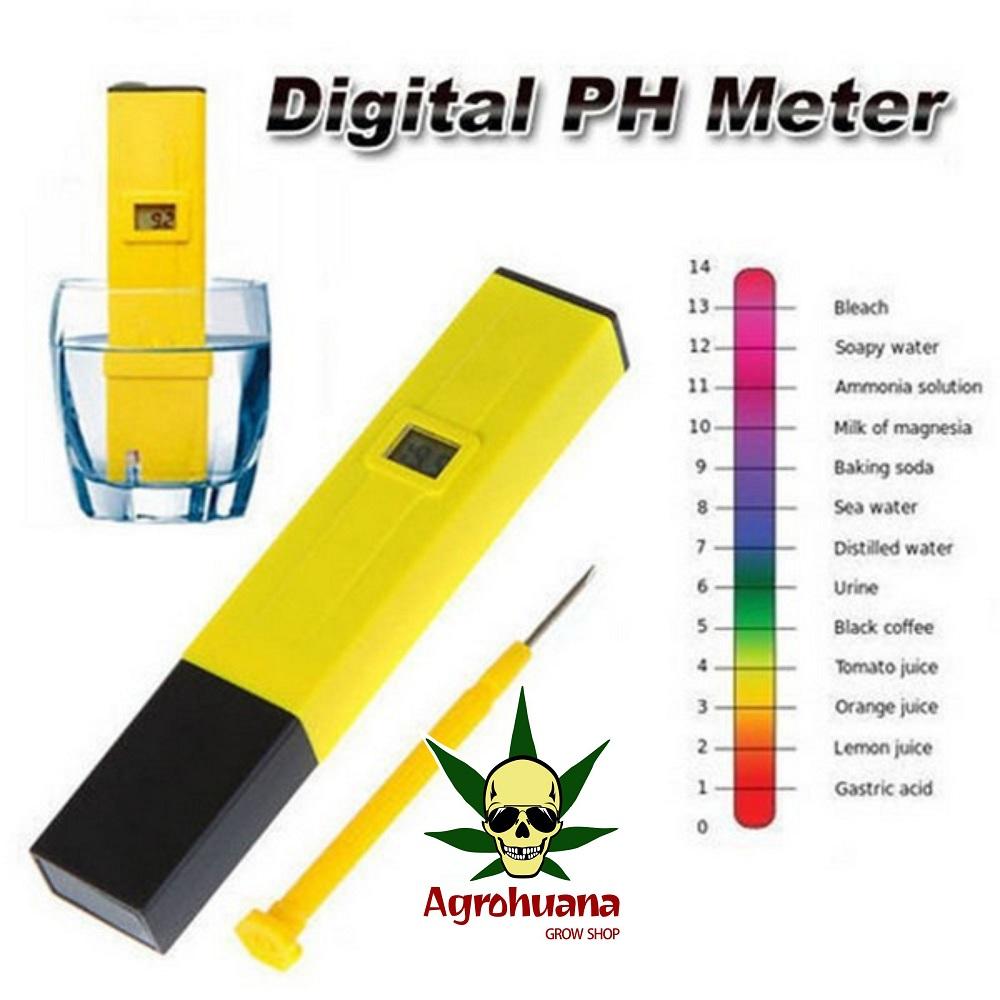 Medidor De Ph Digital