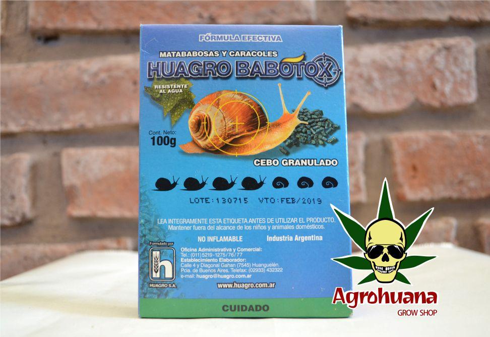 Huagro Babotox Cebo Granulado 100Grs