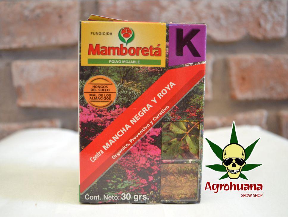 Mamboreta K 30Grs