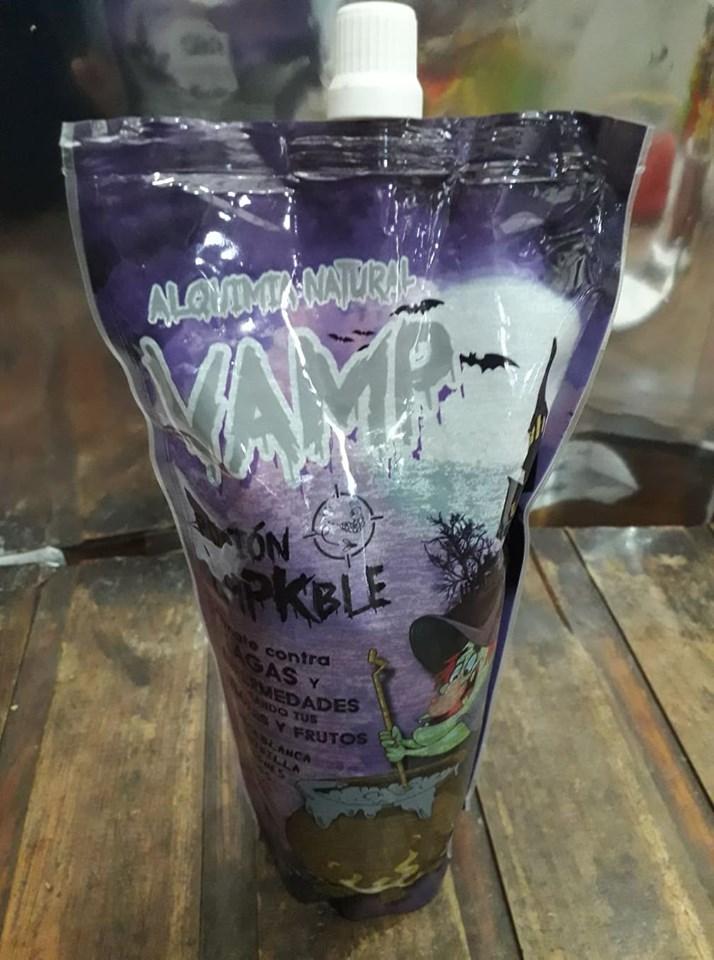 Vamp pocion impekble anti plagas 450ml
