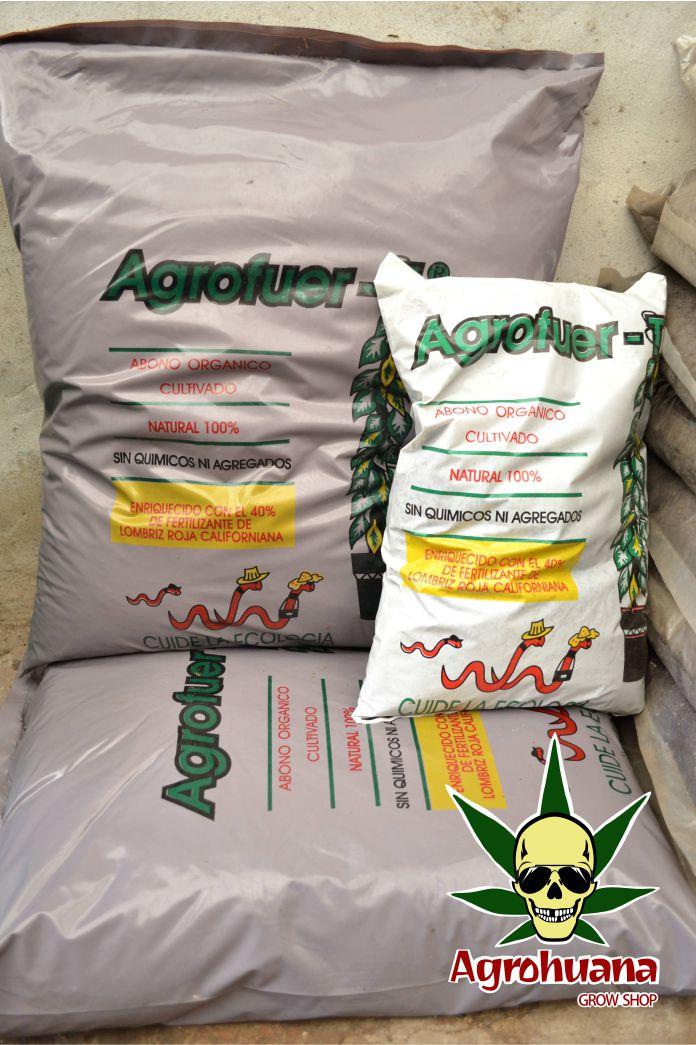 Compost Con Humus De Lombris 4 Dm
