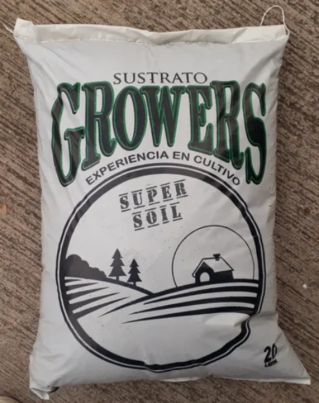 Growers Super Soil 20lts