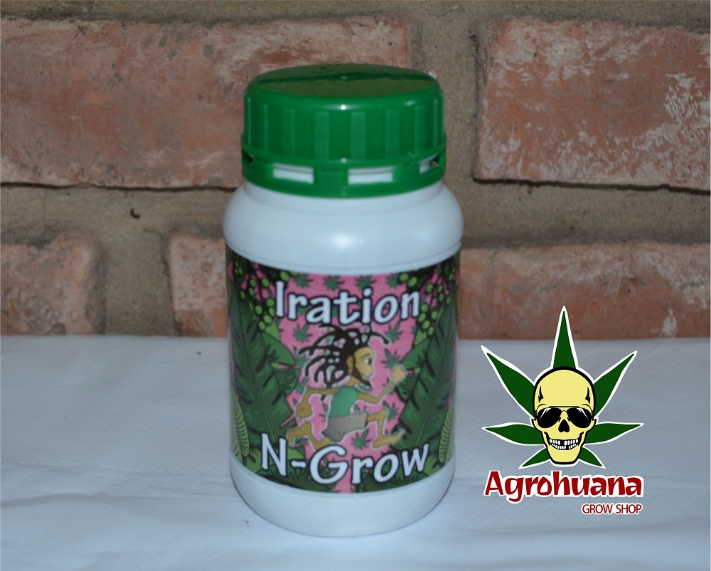 N-grow Vege Booster 200ml Iration