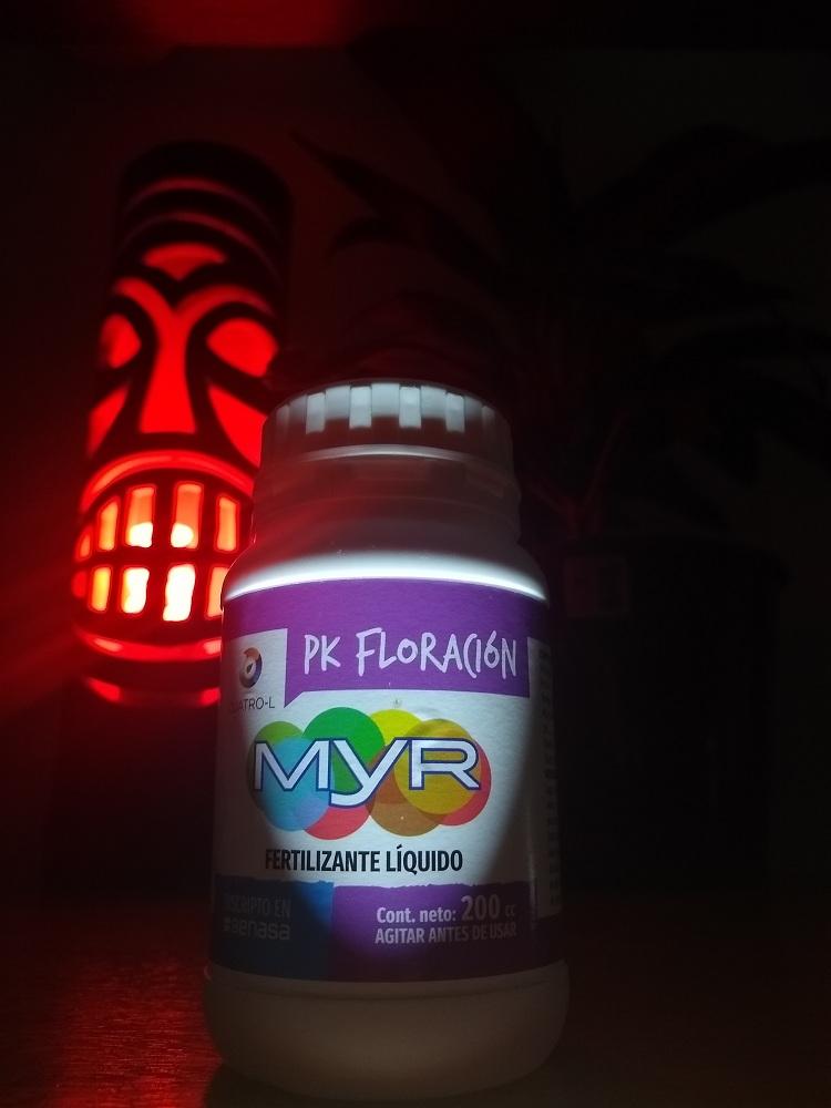 Myr Pk Floracion 200Cc
