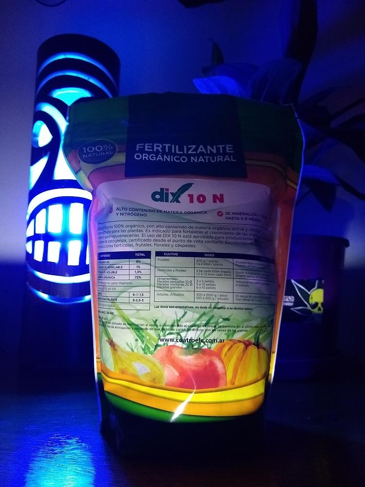 Dix 10 N 1kg Cuatro-L