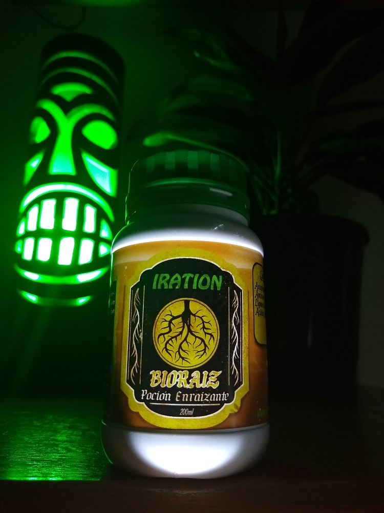 Bio Raiz Estimulante 200ml Iration