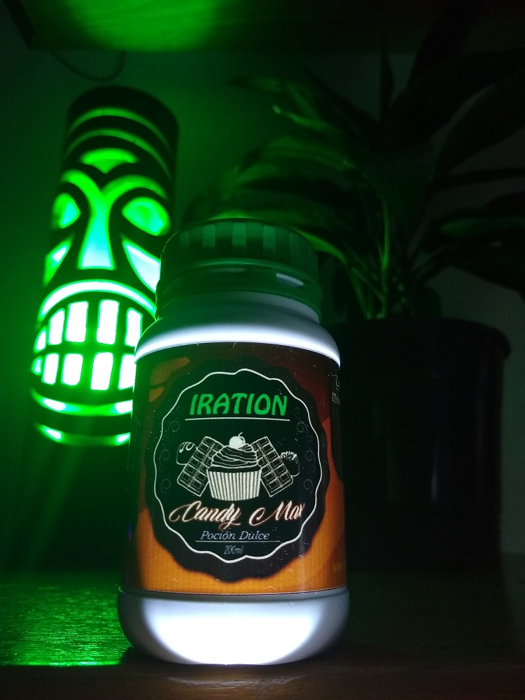 Candy Max Carbohidratos 200ml Iration