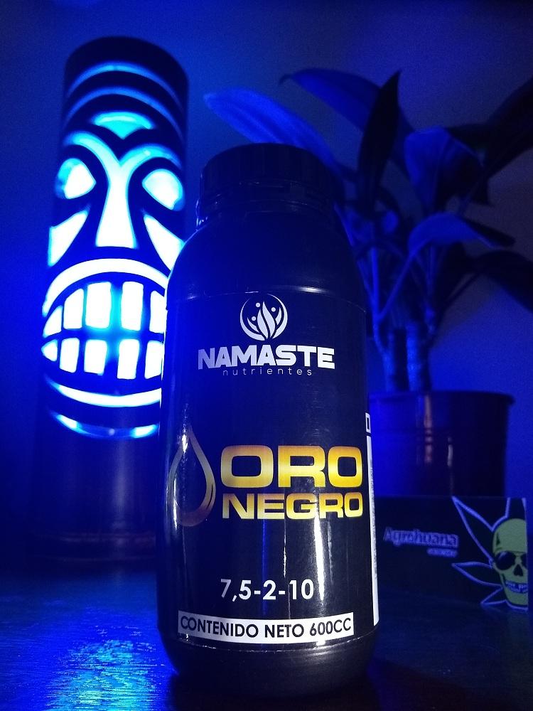 Oro Negro 500cc Namaste