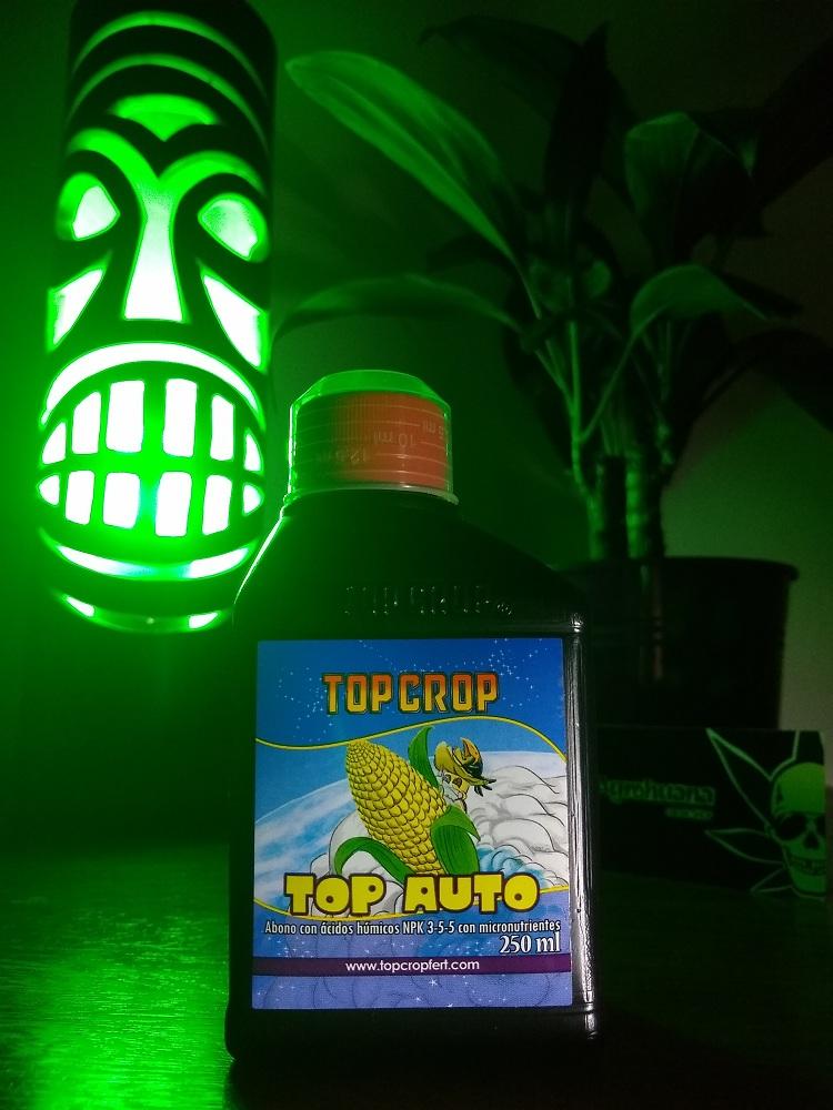 Top Auto 250ml Top Crop