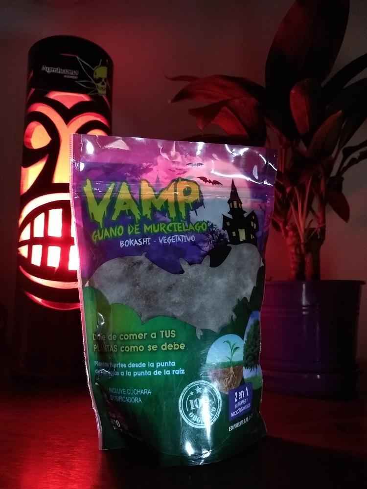 Vamp Vegetativo 800cc